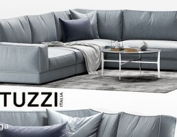 ست کاناپه راحتی Natuzzi