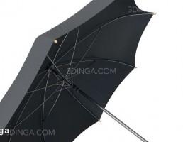 چتر مشکی کلاسیک