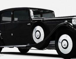 بنتلی مدل 8 Litre سال 1931