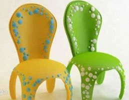 صندلی اتاق کودک