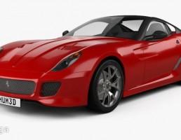 ماشین فراری 599