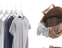 لباس زنانه + سبد لباس