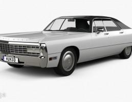 ماشین کرایسلر سال 1971