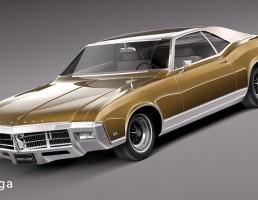 ماشین Buick Riviera