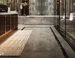 فضای داخلی حمام