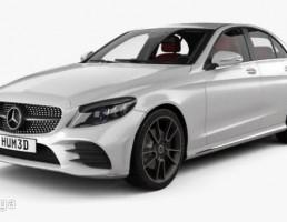 ماشین مرسدس مدل سال 2018