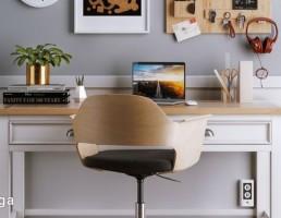 میز تحریر + صندلی