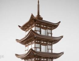 پاگودا ژاپن