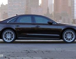 ماشین آئودی مدل a8 سال 2014