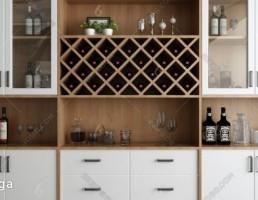 کمد و قفسه آشپزخانه