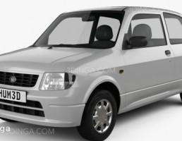 ماشین Daihatsu Mira سال 1998