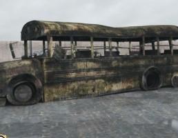 اتوبوس فرسوده