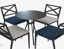 ست میز و صندلی نهارخوری
