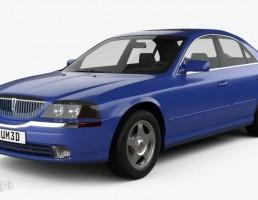 ماشین لینکلن LS سال 1999