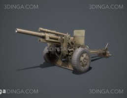 ماشین جنگی howitzer M101A1
