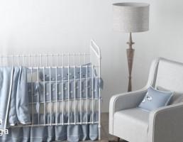 گهواره کودک + صندلی راحتی
