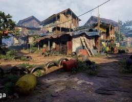 محله های فقیرنشین Slums