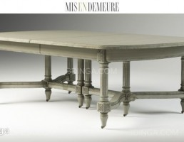 میز نهارخوری کلاسیک