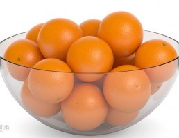 کاسه پرتقال