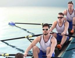 کاراکتر مردان قایق سوار