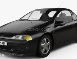 ماشین Opel Tigra سال 1994