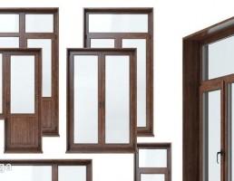 درب بالکن مدرن