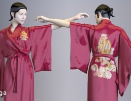 لباس خواب چینی