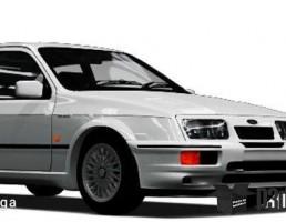 فورد سیرا مدل  RS500 Cosworth سال 1987