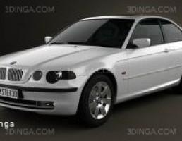 ماشین BMW سال 2004