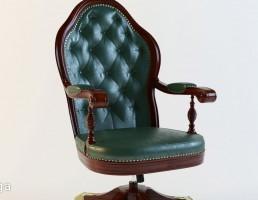 صندلی گردان کلاسیک
