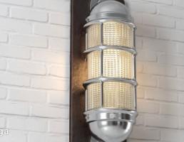 چراغ تونلی حفاظ دار