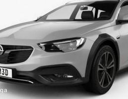 ماشین Opel Insignia سال 2017