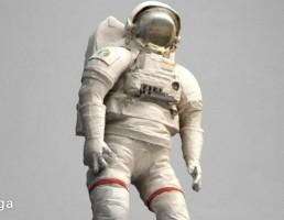 کاراکتر فضانورد