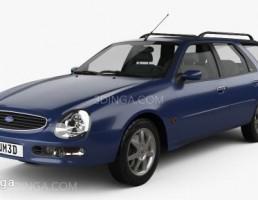ماشین فورد مدل Scorpio wagon سال 1994