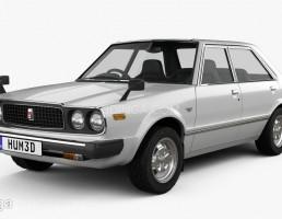 ماشین هوندا آکورد سال 1977