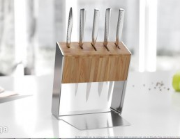 ست چاقوی آشپزخانه