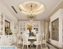 اتاق غذاخوری سبک اروپایی