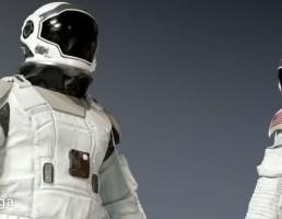 کاراکتر لباس فضانورد