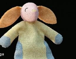 خرگوش اسباب بازی