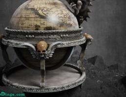 کره ی  عتیقه و فانتزی