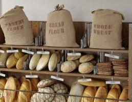 قفسه نان فروشگاهی