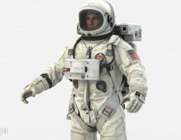 فضانورد مدرن