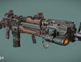 اسلحه راینر AK