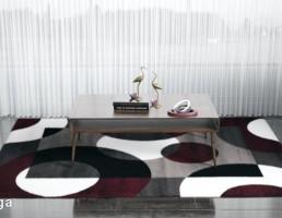 قالیچه فانتزی + میز عسلی