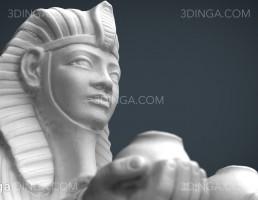 مجسمه ابوالهول مصری