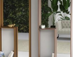 مدل سه بعدی وسایل دکوری + آینه