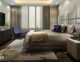 صحنه داخلی اتاق خواب