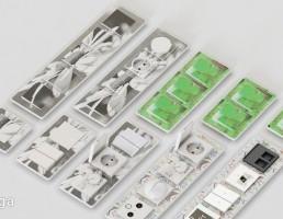 انواع کلید و پریز برق