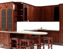 ست کابینت آشپزخانه کلاسیک