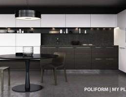 ست آشپززخانه مدرن Poliform